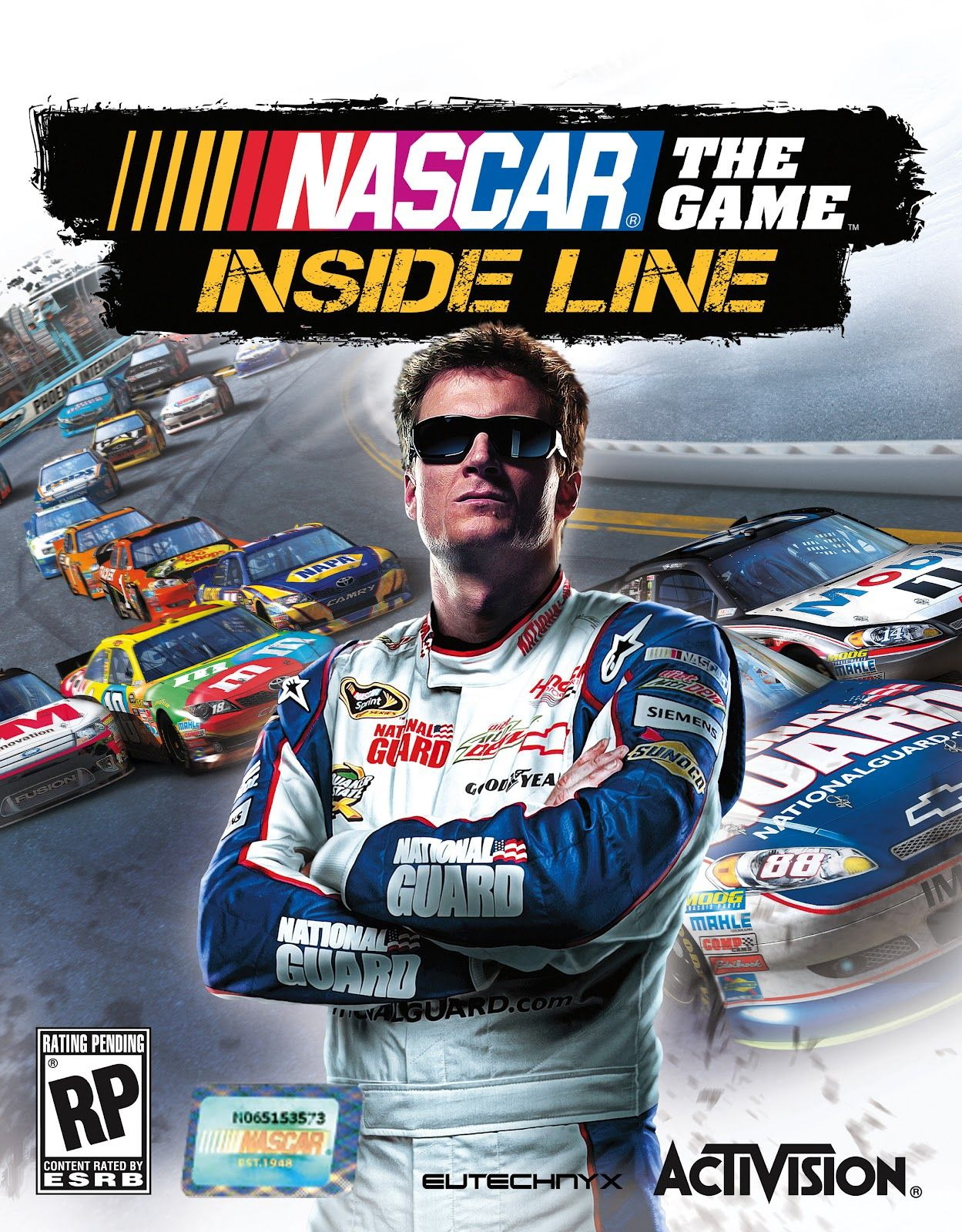Ale Earnhardt Jr Nascar The Game Cover Game codes