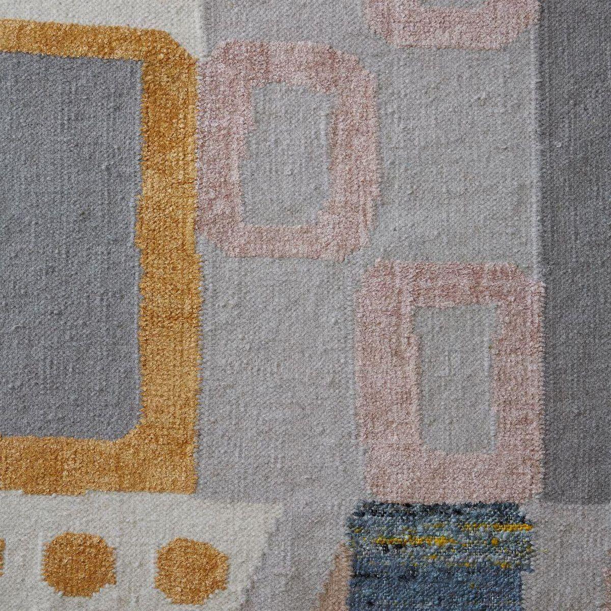 Vienna Wool Dhurrie Houses Kilim Rugs Rugs Wool
