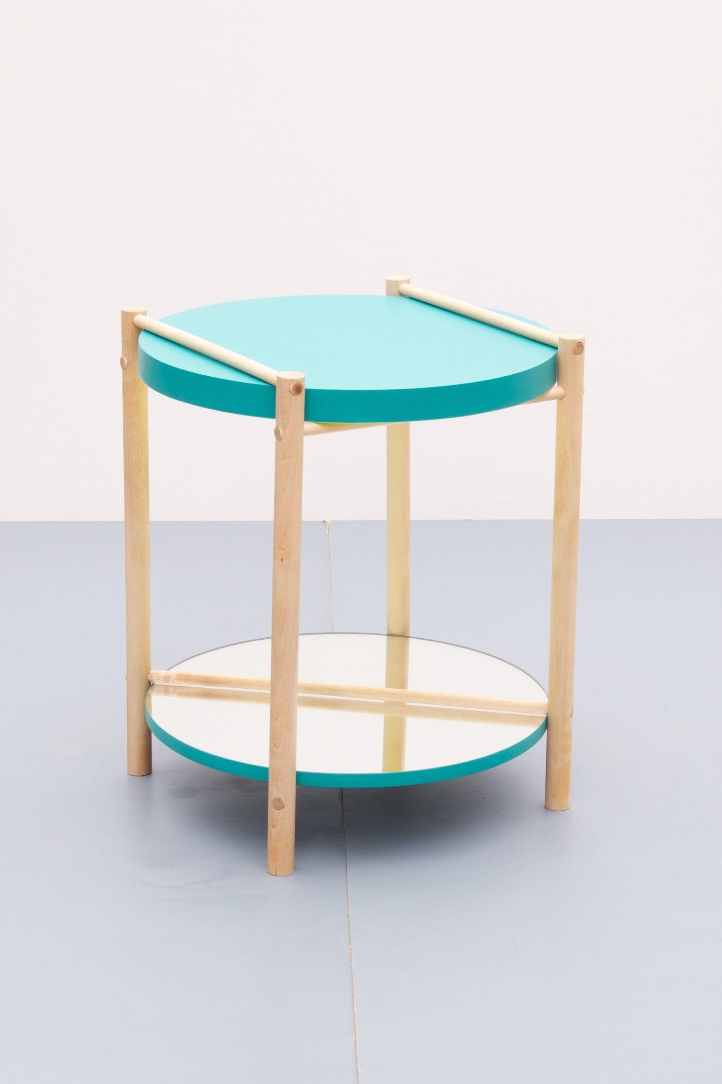 Village Side Table - 2012 - Lukas Peet Design