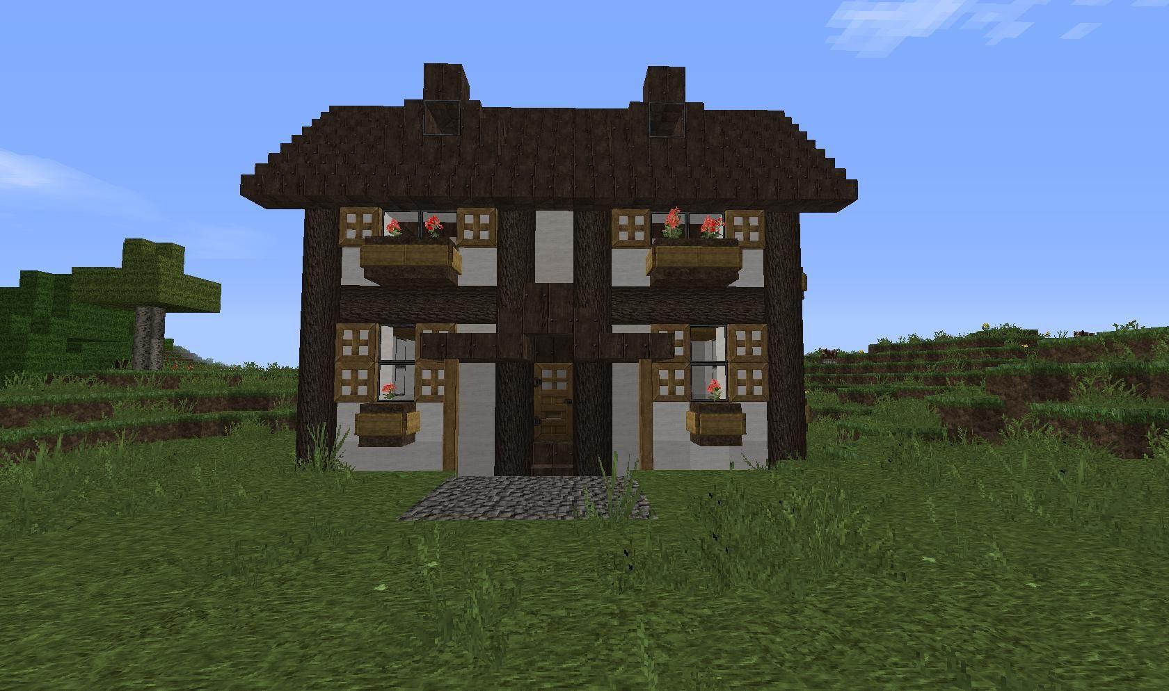 Minecraft ideas google search minecraft pinterest for Modern house designs mc