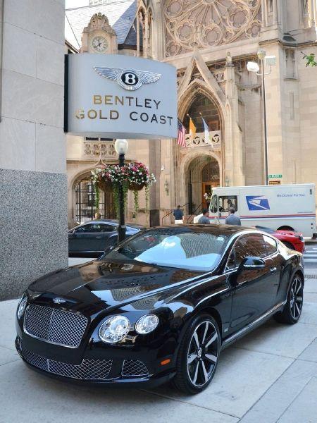 Used 2013 Bentley Continental Gt Chicago Il Bentley Luxury Car Dealership Bentley Continental Gt