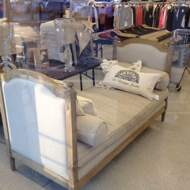 Home Goods Beds: Love! At TJ Maxx. - For The End Of My Bed. Perfect