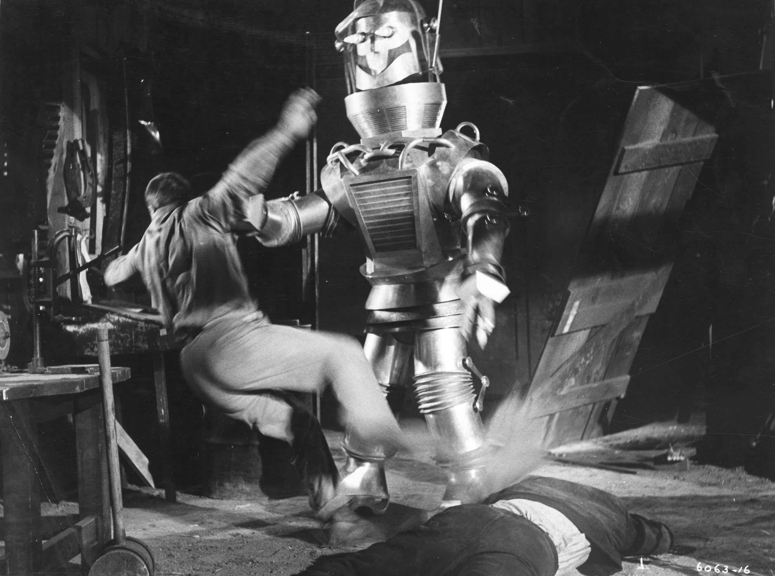 """Tobor the Great"" - Lee Sholem (1954)"