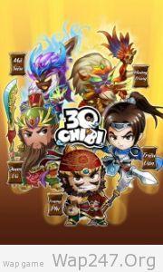 Game 3Q Chibi