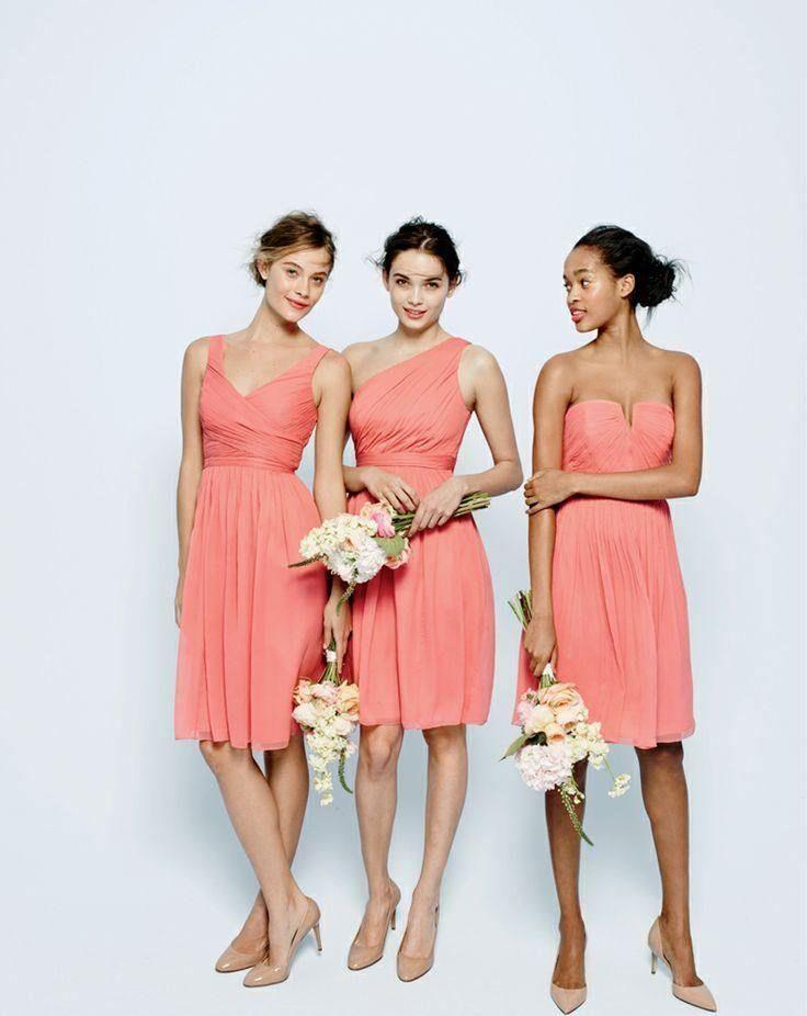 15 Most Popular Bridesmaid Dresses From J Crew Modwedding Popular Bridesmaid Dresses J Crew Bridesmaid Dresses Coral Bridesmaid Dresses