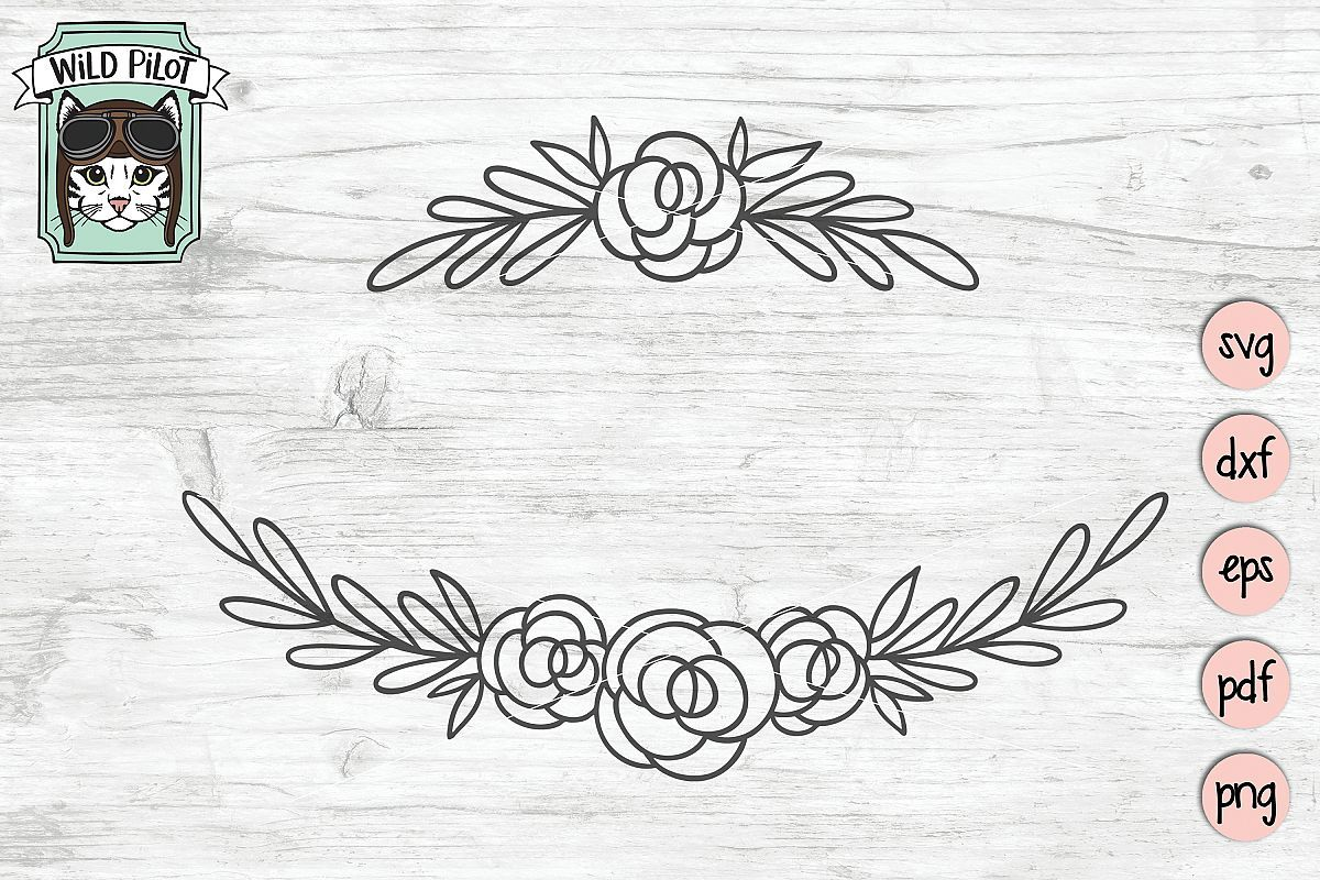Pin on Monogram SVG Cut Files