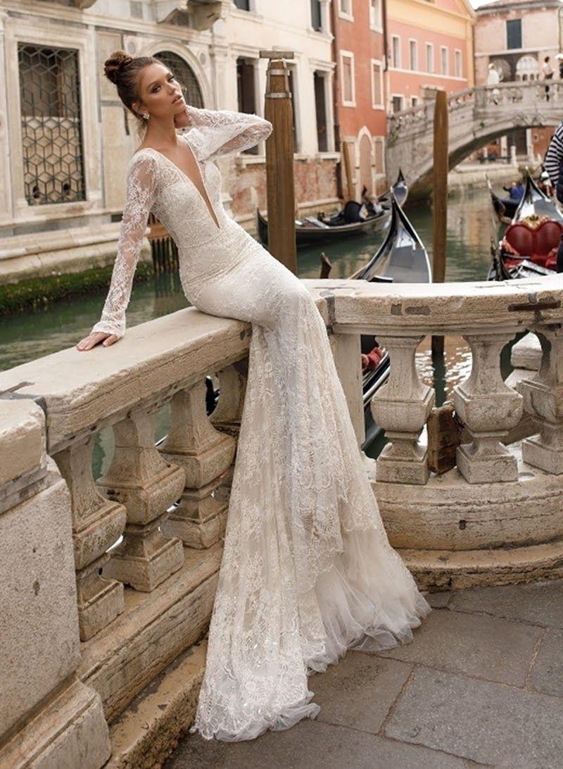 Julie Vino Frühjahr Brautkleider 2018 9 | Deutsche Mode | Pinterest