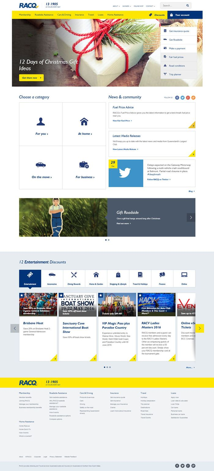 26 Excellent Insurance Websites Inspiration