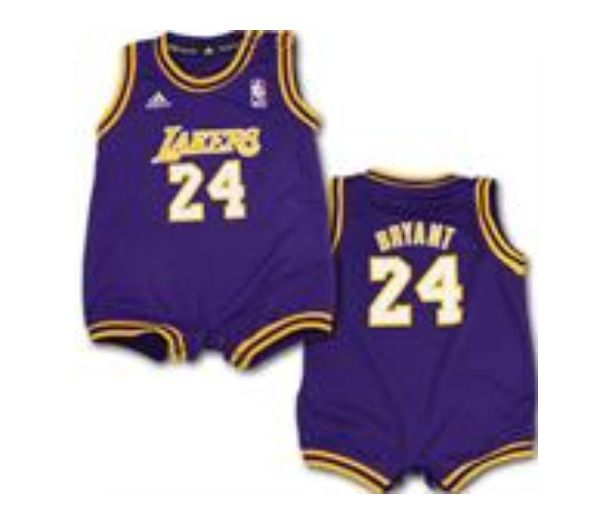 Daddy's laker fan- If its a girl we'll bling it with a headband ...