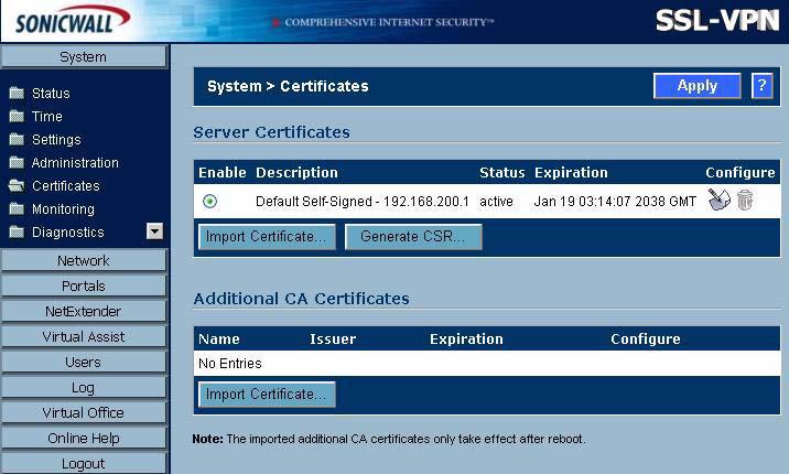 df02812aa7043c525aa913eeea564d38 - Sonicwall Ssl Vpn Self Signed Certificate
