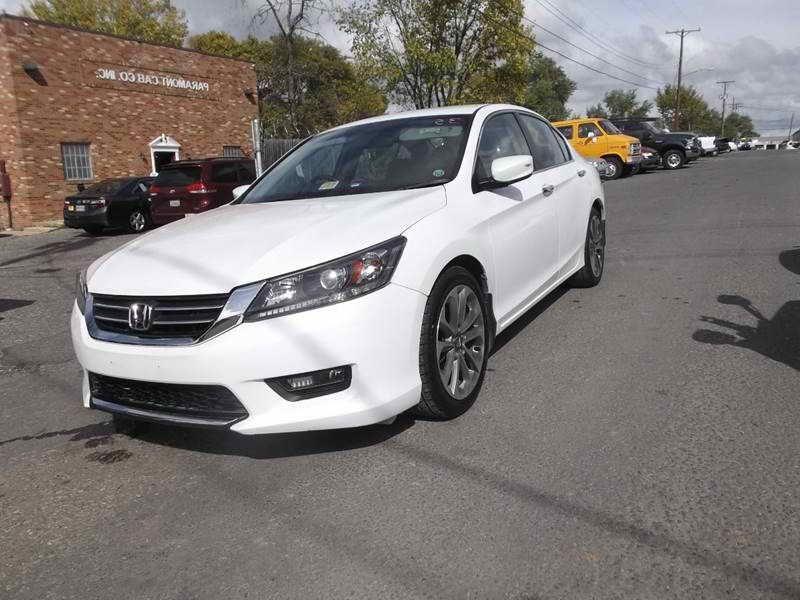 Honda Accord Sport 2014 For Sale