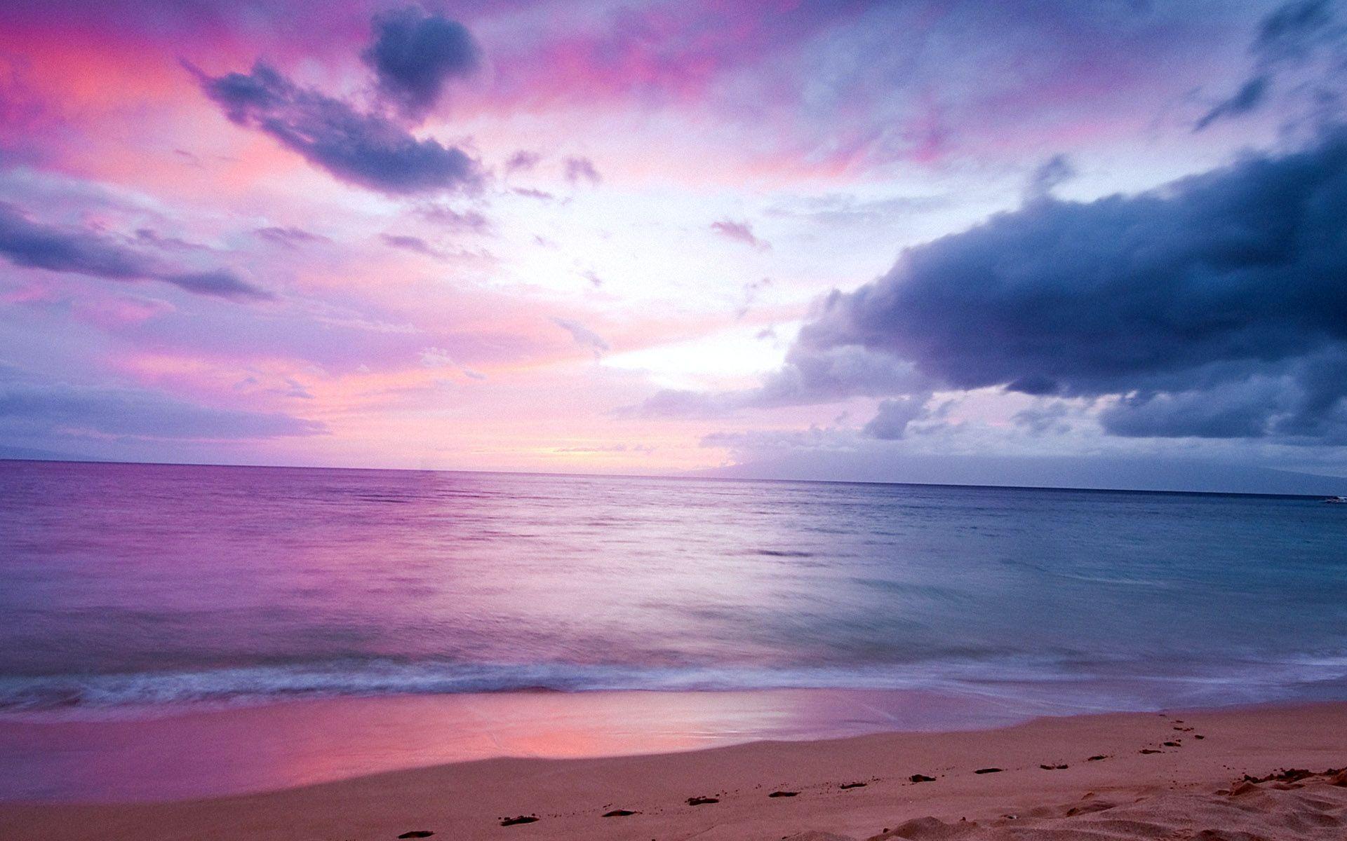 Purple Landscape Photos Yahoo Image Search Results Beach Sunset Wallpaper Sunset Wallpaper Beach Wallpaper