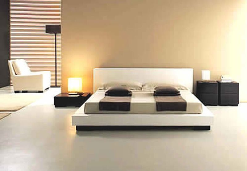 Cool Minimalist Bedroom Interior Design From Bed Habits