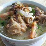 Resep Membuat Sop Daging Kambing Kuah Bening Lezat Dan Nikmat Resep Membuat Sop Daging Kambing Kuah Bening Resep Sop Kaki Kam Meat Recipes Food Indonesian Food