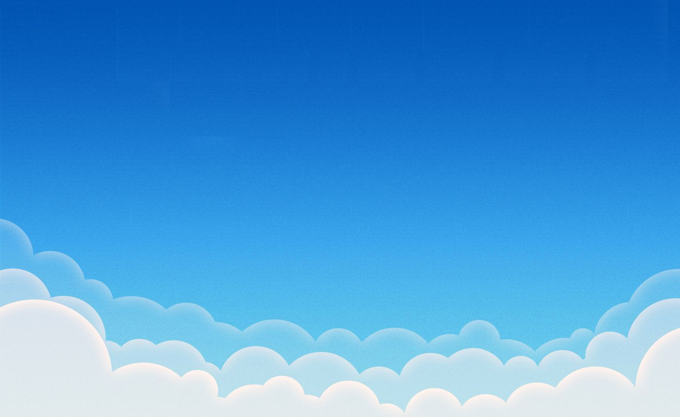 clouds illustration 800x600 pixel ppt backgrounds for powerpoint