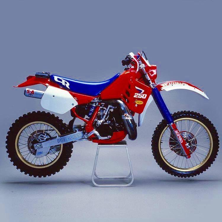 Honda Cre 250 Enduro Motorcycle Honda Dirt Bike Bmw Motorcycle Vintage