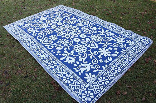 Santa Barbara Collection 100 Recycled Plastic Outdoor Re Https Www Amazon Com Dp B01n5ffnez Ref Cm Sw R P Floral Area Rugs Plastic Rug Oriental Area Rugs