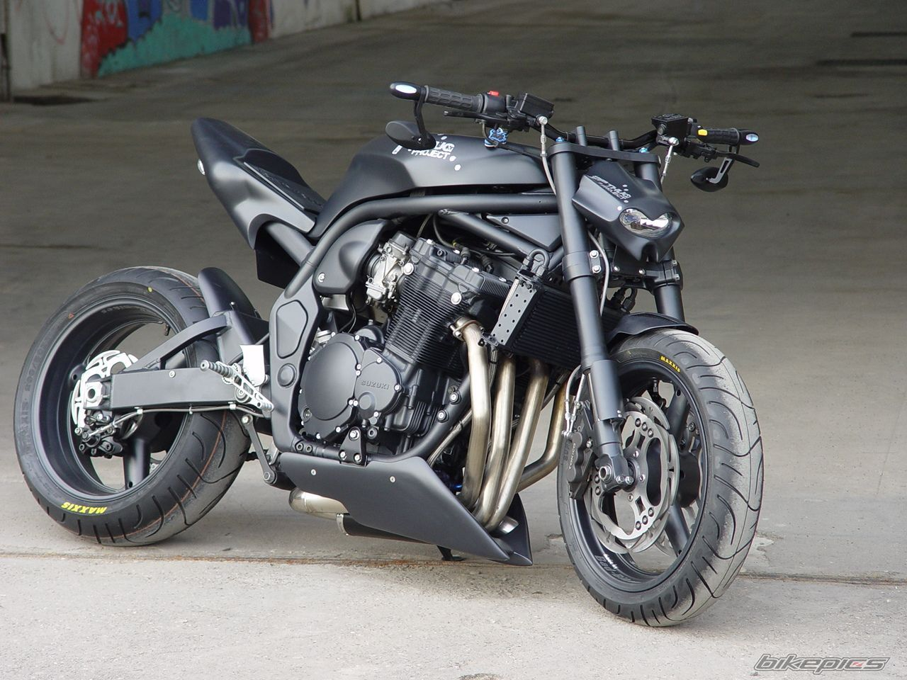 Suzuki Bandit 1200 Google Search Best Design Pinterest Bike