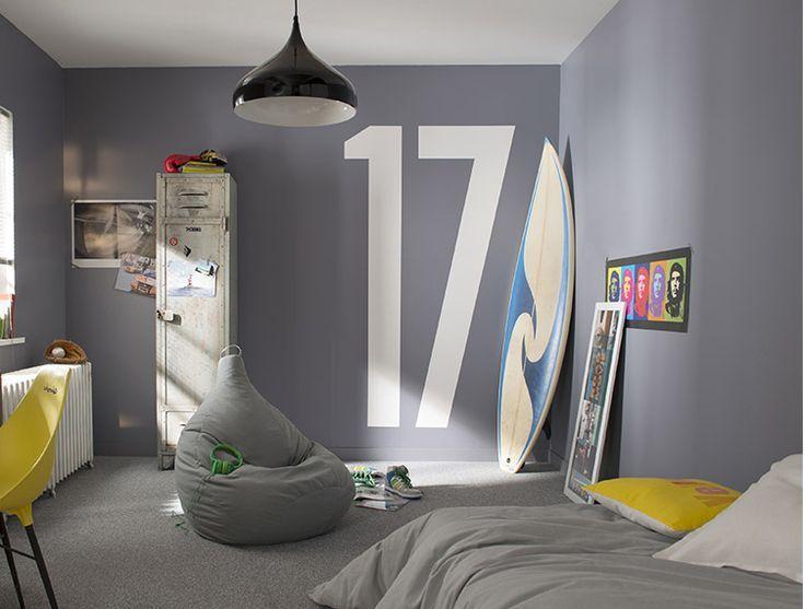 deco chambre ado animaux – visuel   Deco chambre ado   Pinterest ...