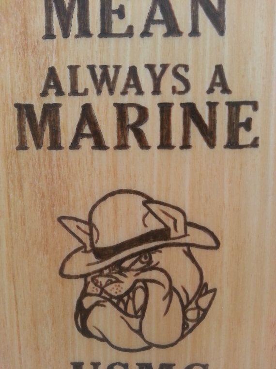 USMC Veteran Not as Lean Still as Mean Always a by Five1Designs