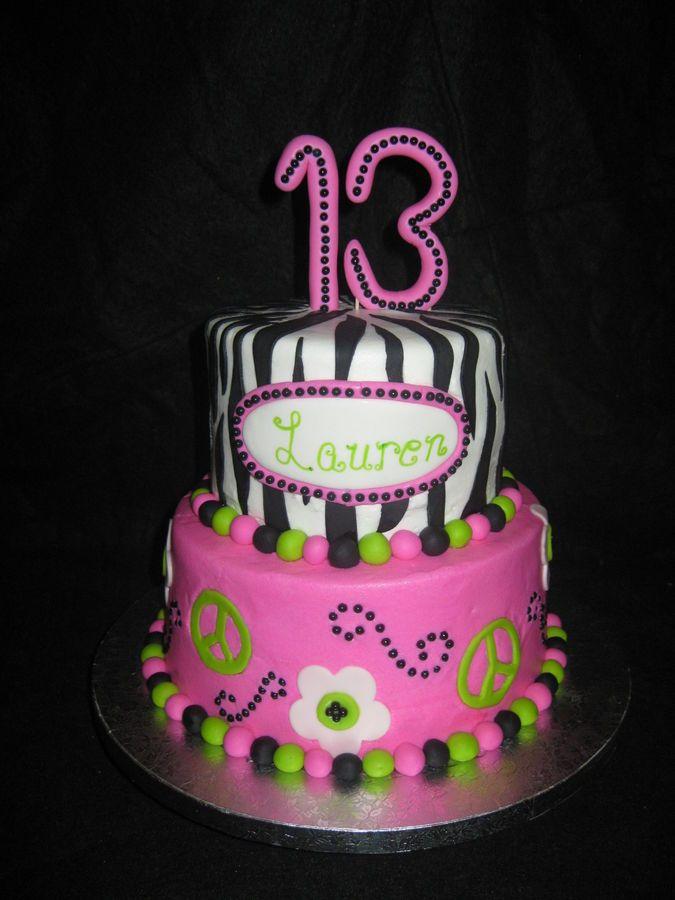 My Little Pony 4th Birthday — Children's Birthday Cakes