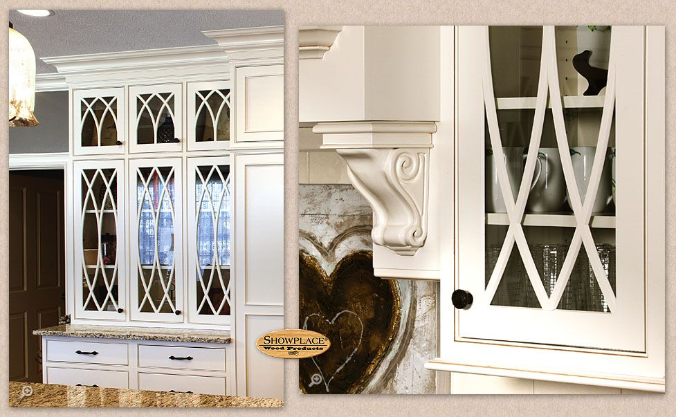 Showplace offers mullion doors in a selection of styles. The ...