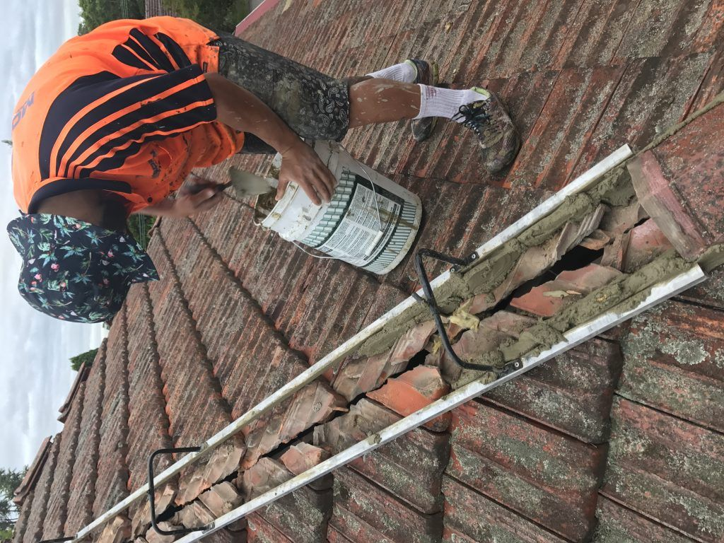 Bedding Pointing Roof Repair Roofing Services Roofing Specialists