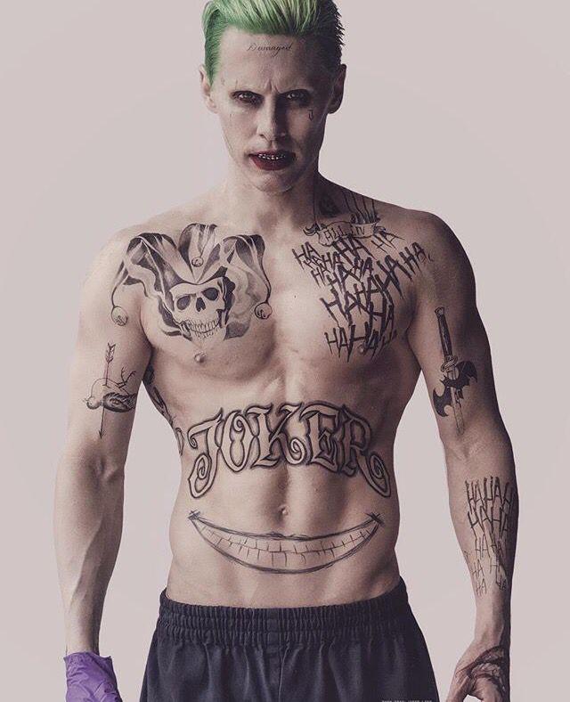 Pin De Holly Hood En Ready For Fall Imagenes De Joker Tatuaje