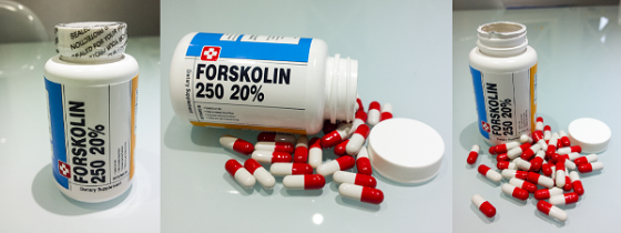 Jetzt schnell bis zum Sommer das Fett verlieren und zur Traumfigur kommen mit Forskolin 250