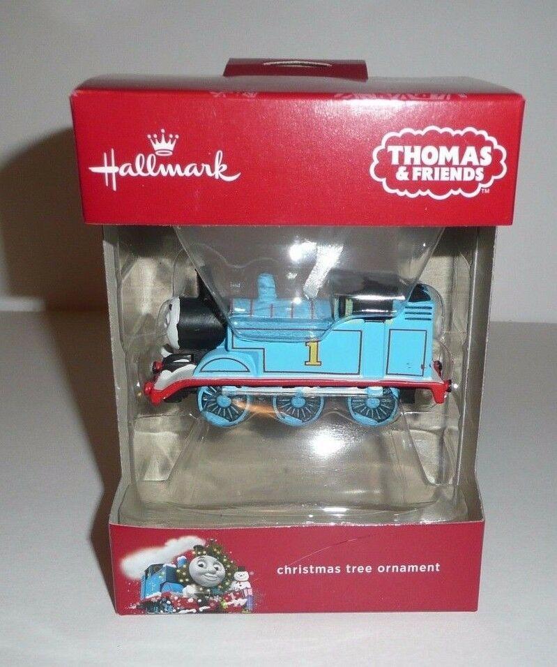 Thomas the Tank Engine Christmas Tree Ornament Hallmark ...