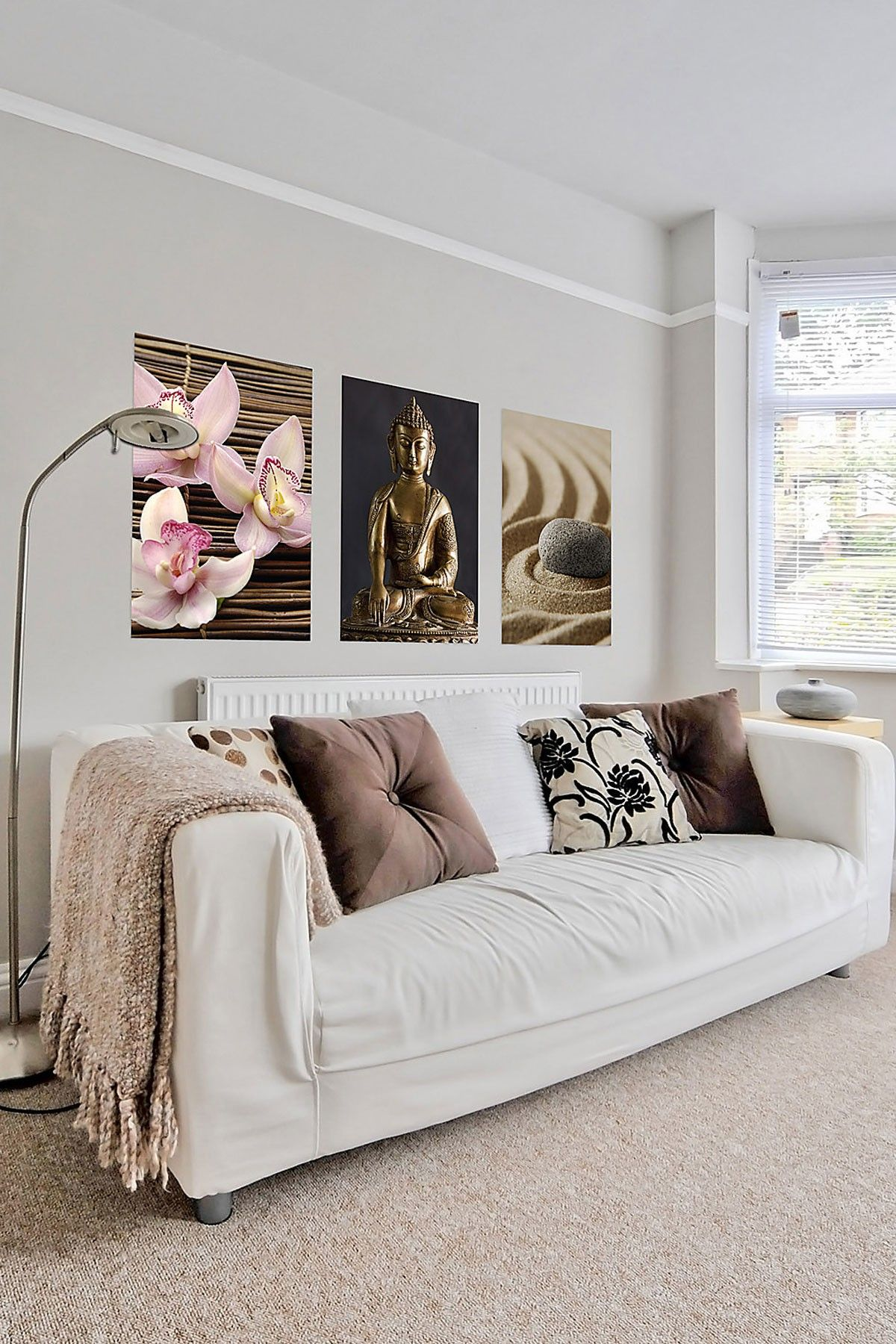 Zen Bedroom Ideas Pinterest Zen Panoramic Decal By Brewster Home Fashions On