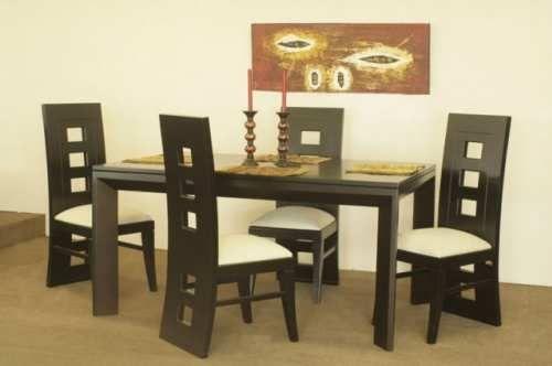 comedores modernos en madera en medellin Mario Pinterest - Comedores De Madera