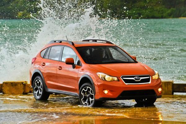 2015 Subaru Xv Crosstrek Earns Five Star Safety Rating From Federal Government Edmunds Subaru Crosstrek Subaru Cars Subaru