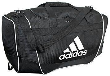 Adidas Defender Ii Duffel Bag Medium Black 13 X 24 12