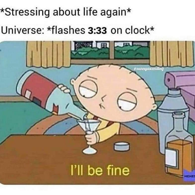 Spiritual Hub On Instagram Im To Blessed To Be Worried Follow Spiritualhill For The Best Spiritual Tips Trick In 2021 Accounting Humor Work Jokes Funny Memes