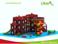 Castle Theme Indoor Play Center for Kids