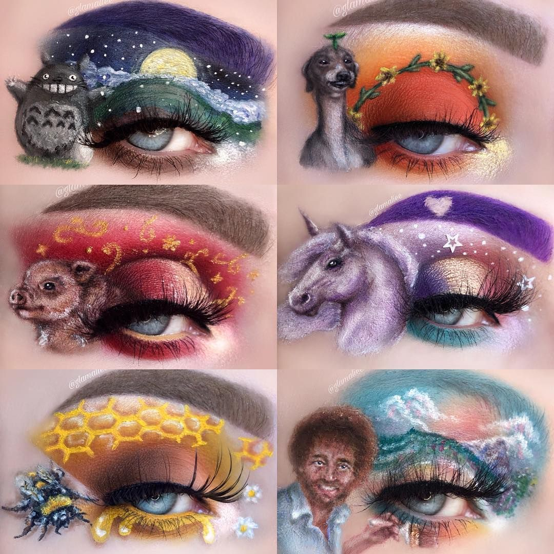 Just A Lil Collection Of Arty Looks I M Super Proud Of Which Do