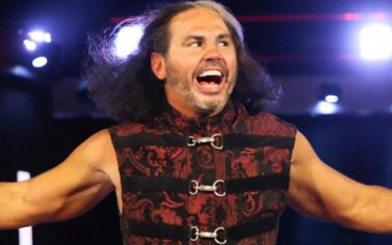 Matt Hardy Isn T Waiting For Wwe Taking Control Of His Own Destiny The Hardy Boyz Wrestling News Wrestling Videos