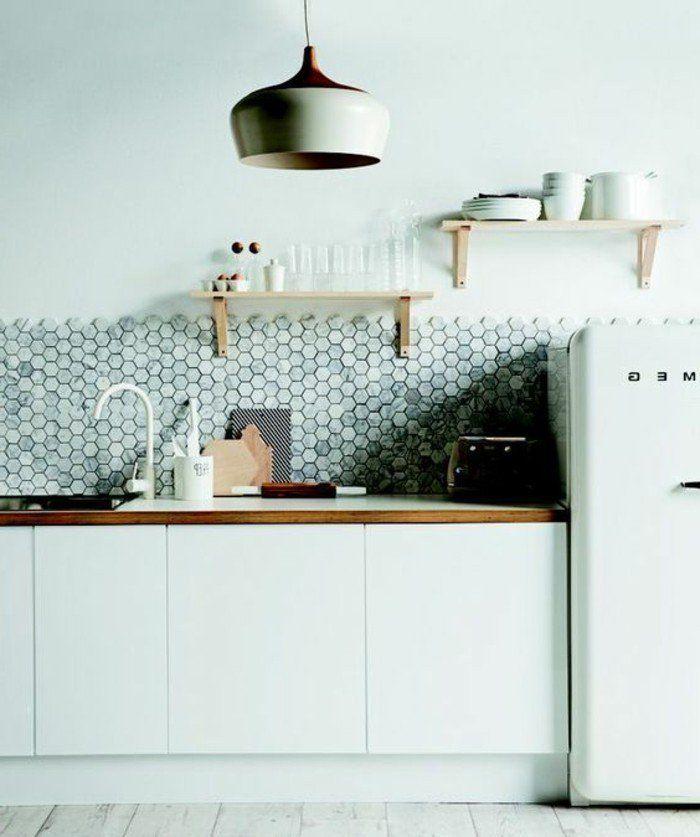 le carrelage en marbre en 42 photos!   cuisine and merlin