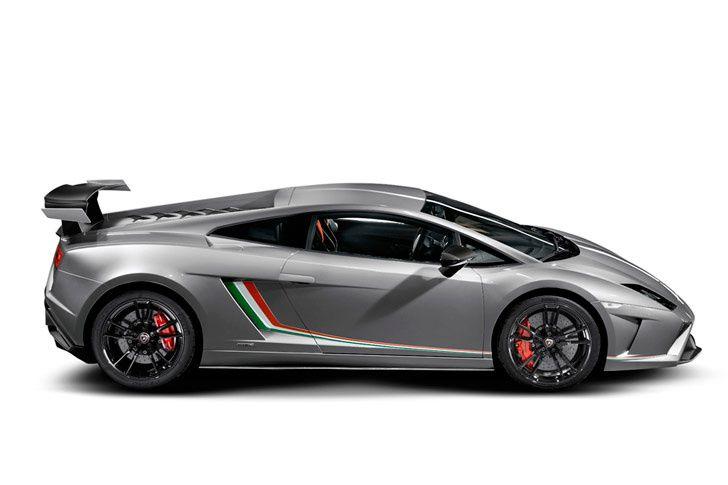 Lamborghini Squadra Corse Un Deportivo De Circuito Autos