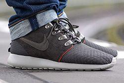 nike roshe run mid sneaker boot