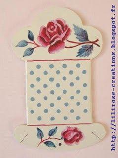 Trifils rosesdedigoin bobinette lilirose