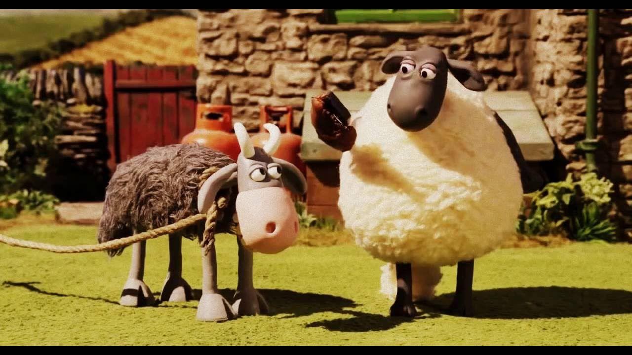 Shaun The Sheep فيلم كرتون الخروف الشهير شون ذا شيب Cow Stuff To Buy Animals