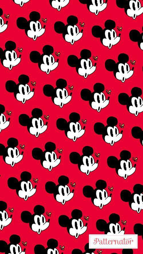 Wallpaper Whatsapp Mickey Mickey And Minnie