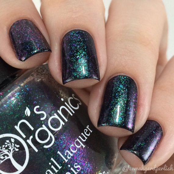 Mind Palace Sherlock Collection Nail Lacquer by EllisonsOrganics ...