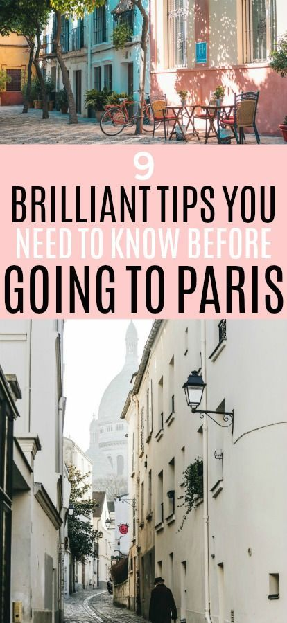 Travel in Paris is a dream for many and I'm so glad I found these helpful Paris vacation tips. Everyone should read these. #paristravelguide #parisvacationtips #paristips #travelinparis