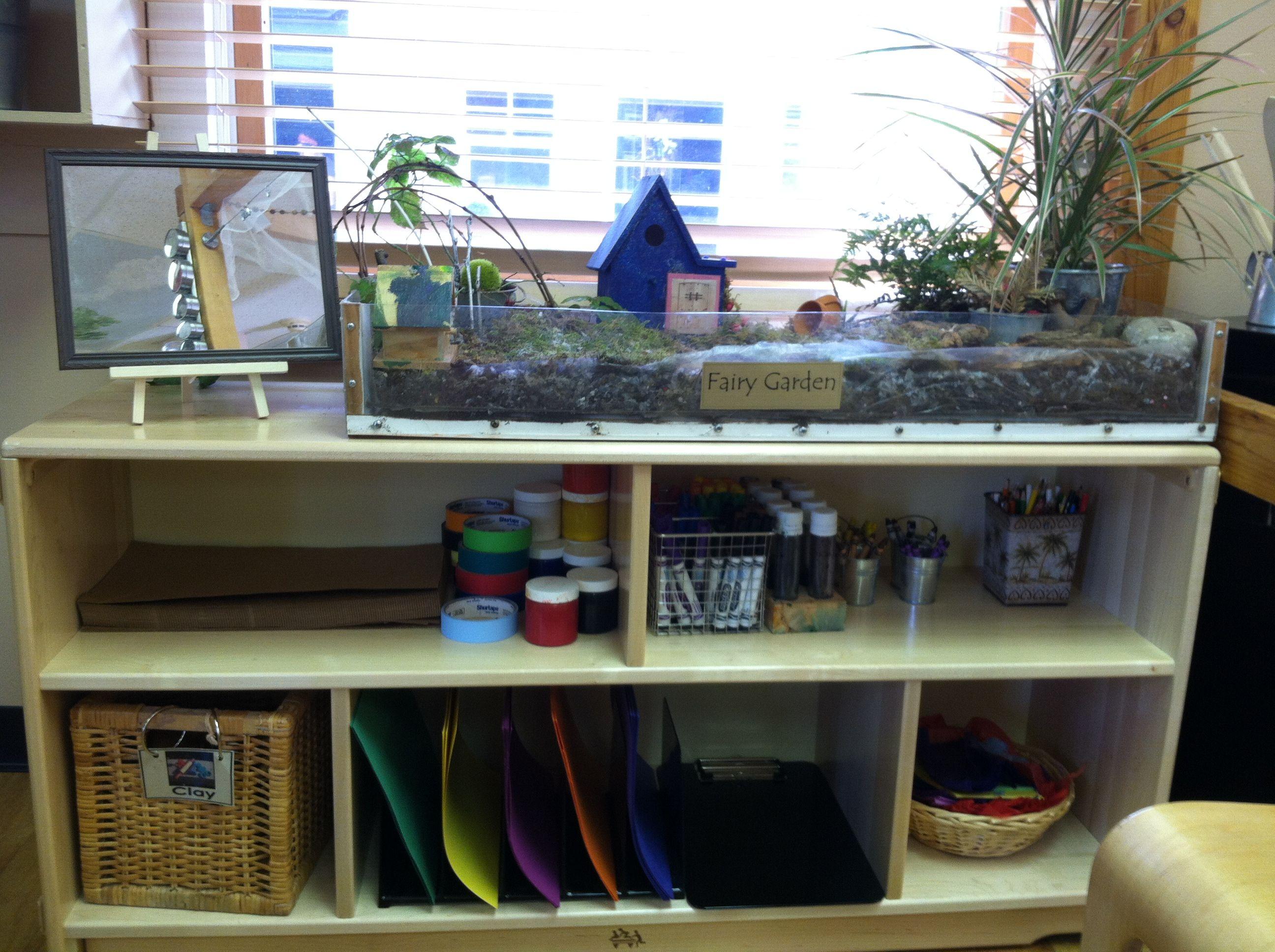 Mini-Atelier #Reggio #ElmhurstAcademy