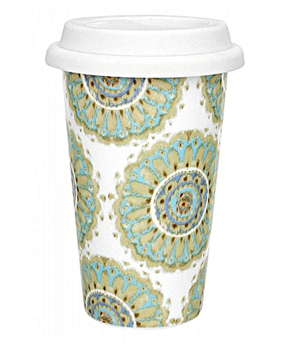 Look What I Found On Zulily 10 Oz Blue Jaid Double Wall Mug By