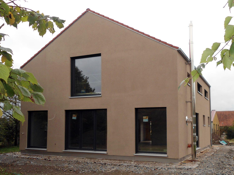 Unique Hausanbau Modern Reference Of Satteldach Fenster Groß