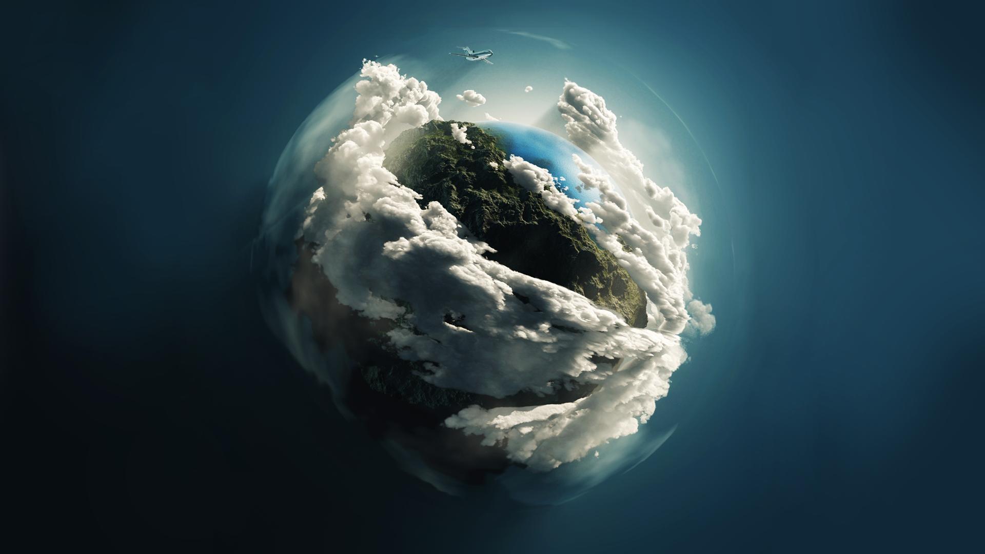 Earth Tierra Wallpaper Hd By Krysis08 Nerd Earth Planets